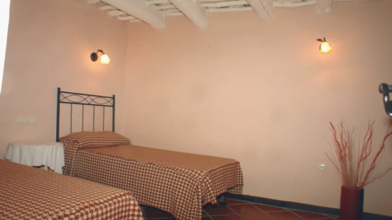 Double Bedroom en casa Andalucia